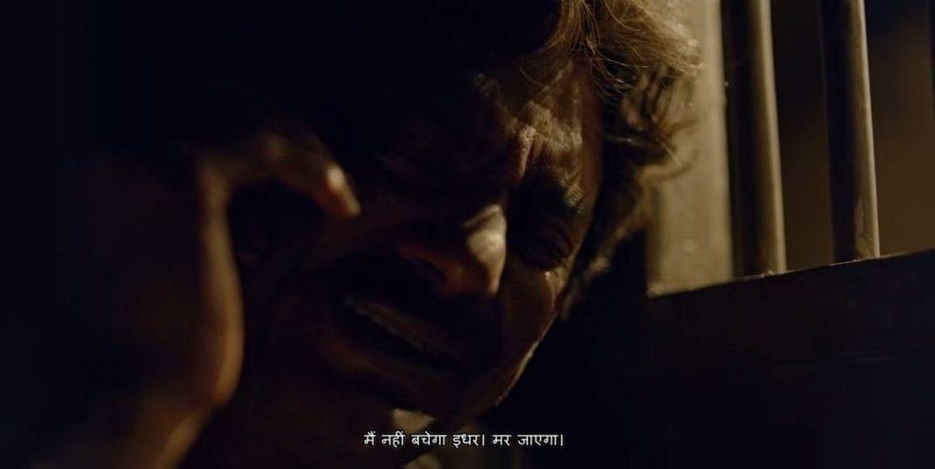 Sacred Games Nawazuddin Siddiqui as Ganesh Gaitonde dialogues meme templates Mai nahi bachega idhar