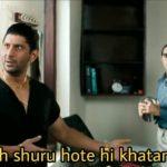 Bhai ye toh shuru hote hi khatam hogaya Arshad Warsi as Circuit in munnabhai mbbs movie