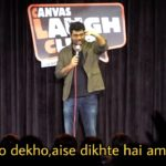 gareebo dekho aise dikhte hai ameer log zakir khan stand up comedy