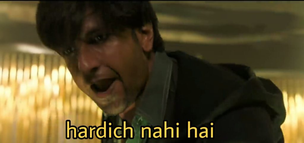 Apna time aayega song Tere bhai jaisa koi hardich nahin hai diaolgue Ranveer Singh in the movie Gully boy