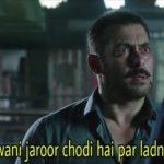 Manney pehelwani jaroor chodi hai par ladna nahi bhula sultan movie dialogue