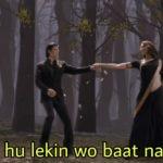 Chennai Express song Zinda hu lekin wo baat nahi hai Shahrukh Khan Deepika Padukone Dancing