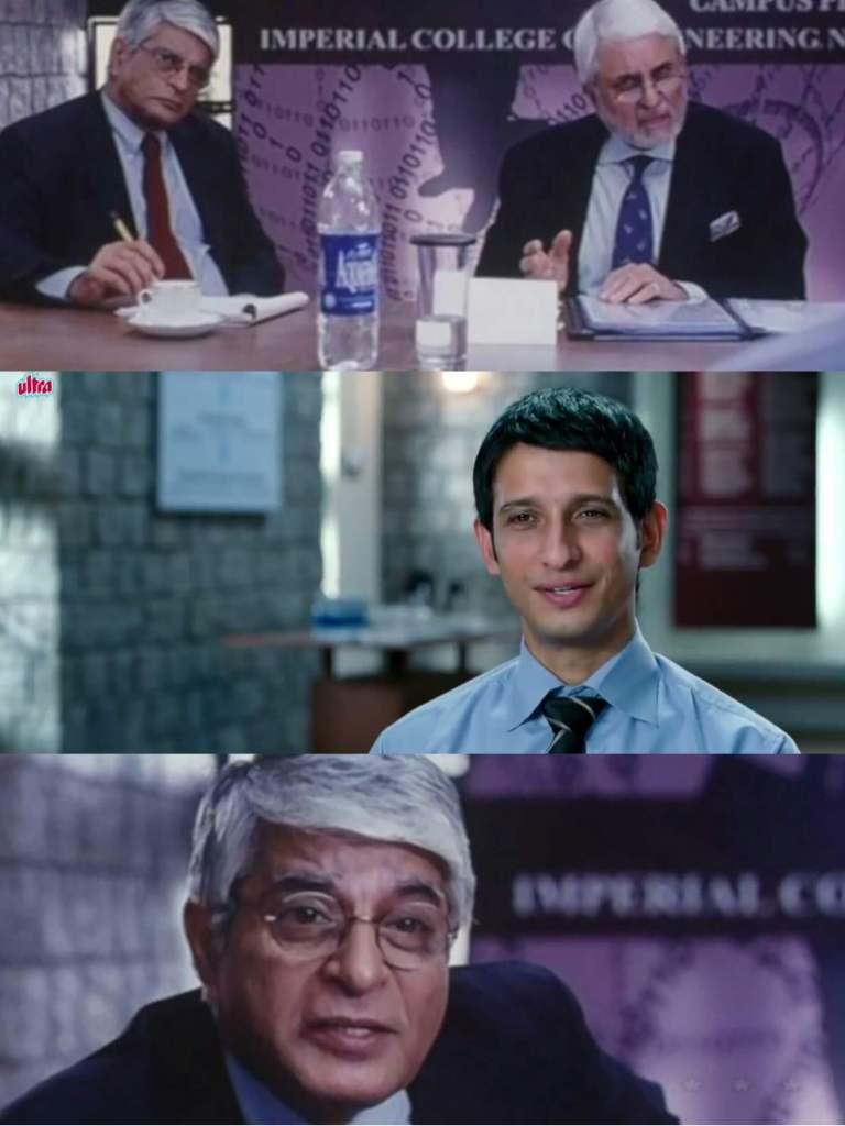 3 idiots Raju Interview meme template