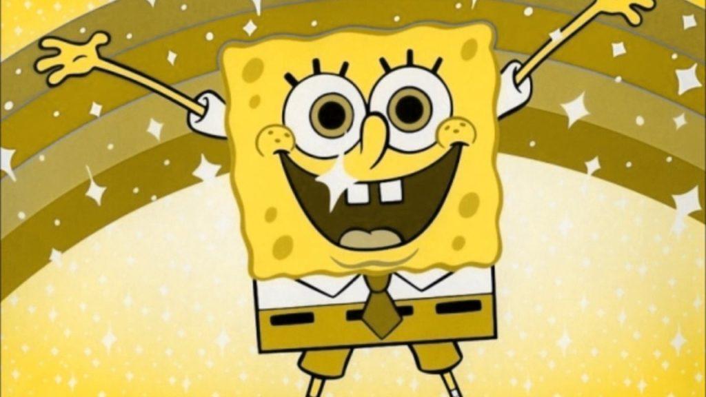 spongebob Best Day Ever meme template