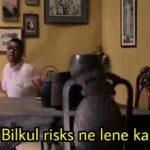 Bilkul risks ne lene ka Hera Pheri Paresh Rawal as Babu Bhaiyaa meme template