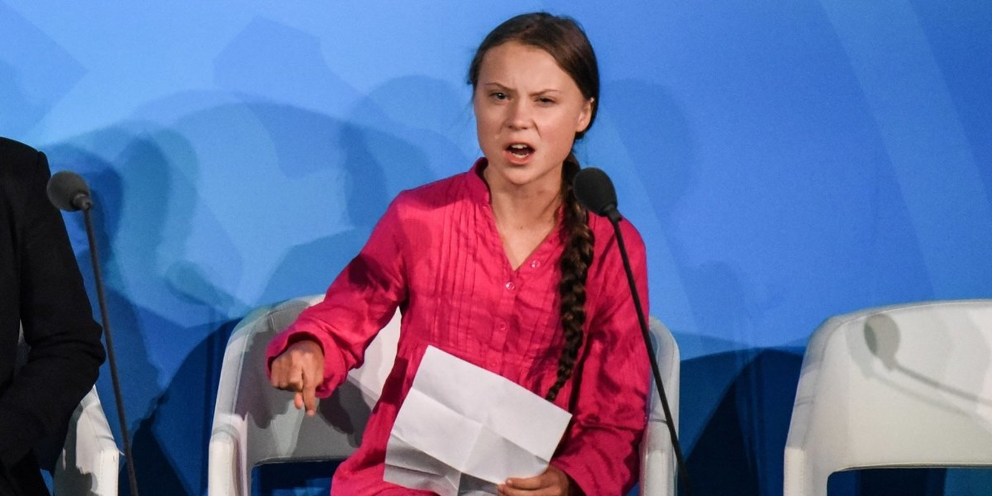 Greta Thunberg speech at the UN Summit on climate change how dare you meme