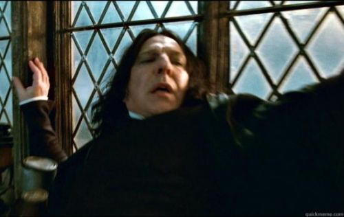 Harry Potter professor severus Snape arey beticd meme template