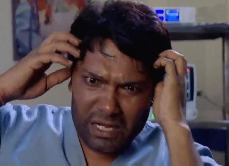 Inspector Abhijeet losing his mind meme