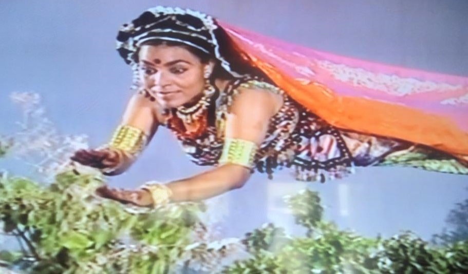 Shurpanakha flying ramayana meme