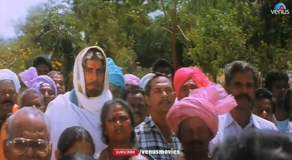 Sooryavansham amitabh Bachchan as Bhanu Pratap Singh sneaking meme