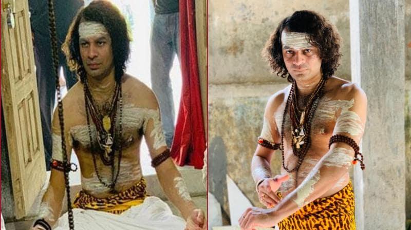Tej Pratap Yadav dresses up as Lord Shiva funny photo