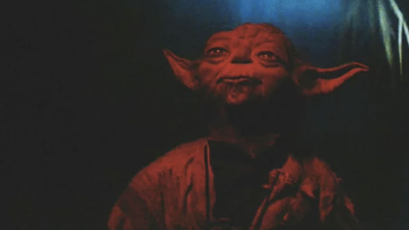There is another star wars yoda meme template