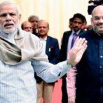 narendra modi pointing at amit shah meme Ye bol raha hai