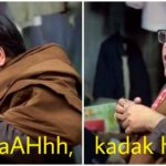 Manoj Joshi as Kachra Seth in Phir Hera Pheri dialogue and meme aaaaahhhh kadak hai