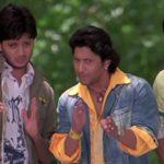 Aadi and Roy's mathematics boman father car Dhamaal movie meme