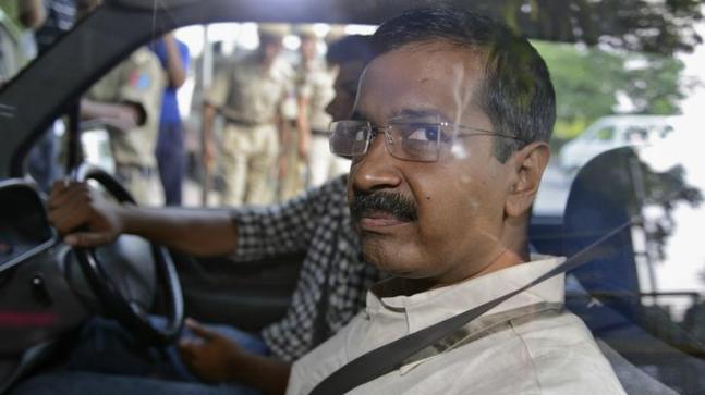 arvind kejriwal funny facial expression