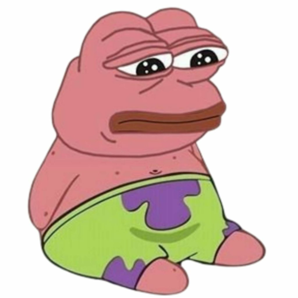 Sad Baby Pepe The Frog meme template