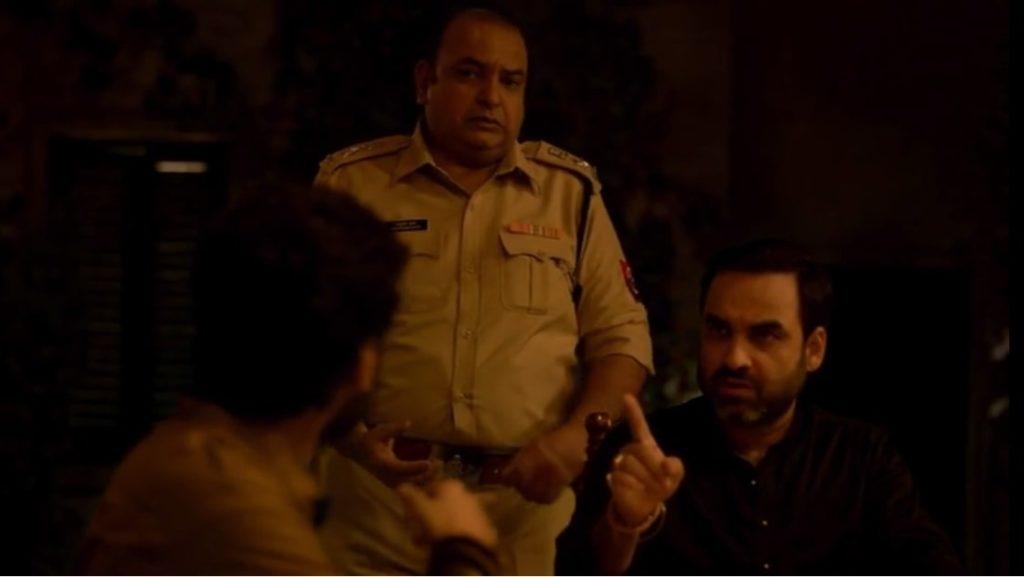 Pankaj Tripathi as Kaleen Bhaiya dialogue in Mirzapur bishuddh ladke ho tum chup raho