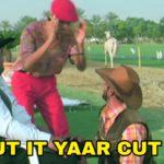 cut it yaar cut it vijay raaz in welcome movie meme template