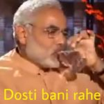 Dosti bani rahe narendra modi in an TV interview with karan thapar