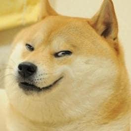 Evil Doge meme template