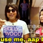 Excuse me aap bhi Waseem Hassan Sheikh pakistani ads meme
