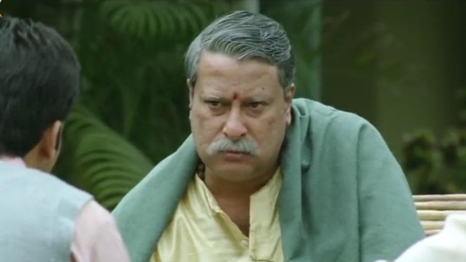 Tigmanshu Dhulia As Ramadhir Singh in Gangs of Wasseypur dialogue and meme templates jaise loha lohe ko katata hai waise chiya hi chiya ko maraga na