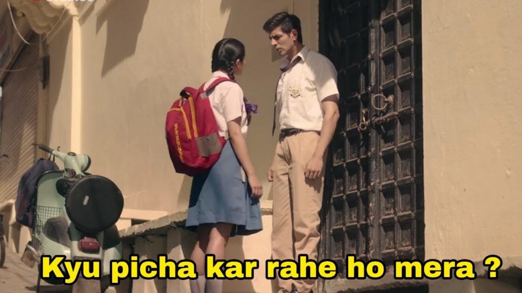 Kyu picha kar rahe ho mera Kartik Aaryan and Sara Ali Khan Love Aaj Kal 2 meme