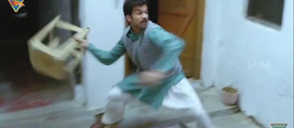Madarc**d ka baccha andar kaise aaya ruk rajkumar rao in Gangs of Wasseypur movie meme