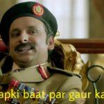 Mai aapki baat par gaur karunga airlift movie dialogue by Inaamulhaq