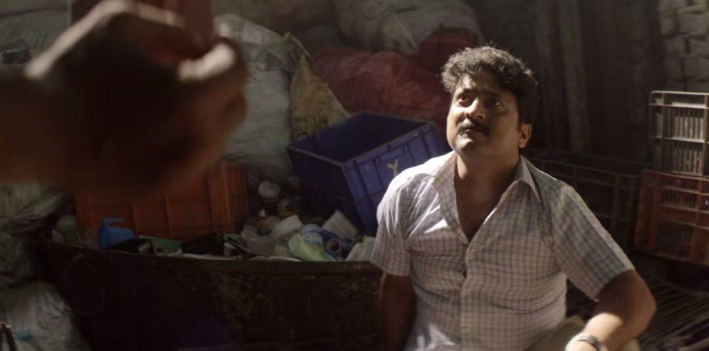 maine pucha tereko Jitendra Joshi As Constable Katekar in sacred games dialogues