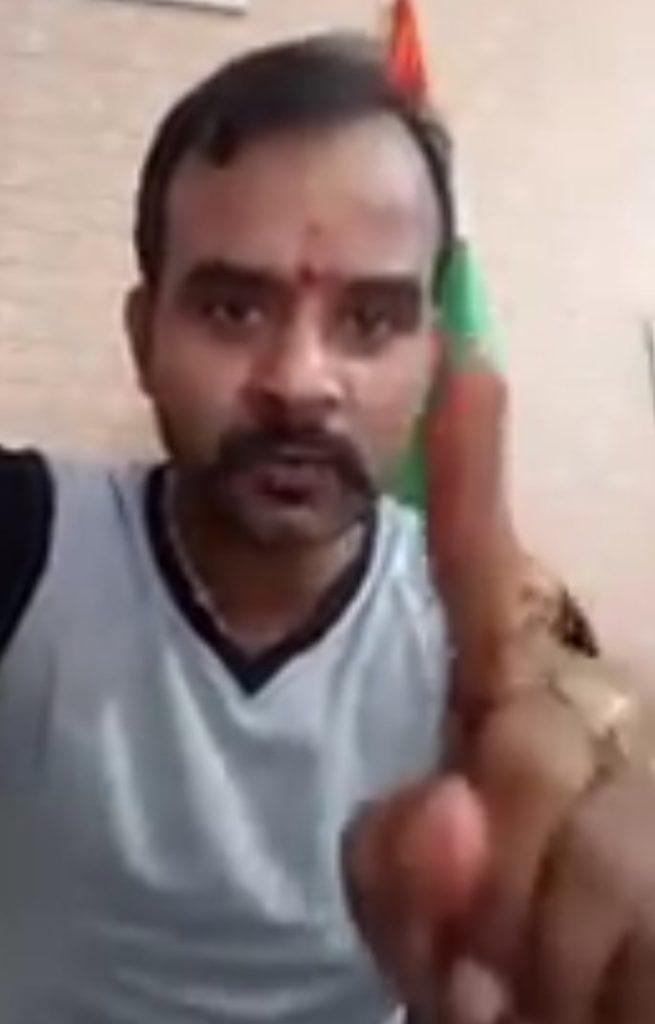nivedan hai koi hasega nahi deepak sharma viral video meme