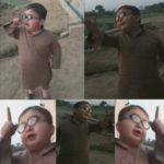 piche toh dekho Ahmad Shah tum bhi tum bhi ho funny photo meme template