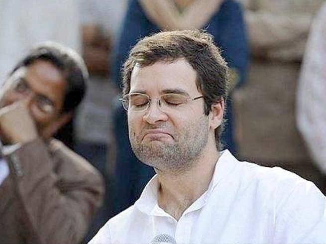rahul gandhi impressed reaction
