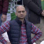 Angry Pakistani fan Uncle meme template