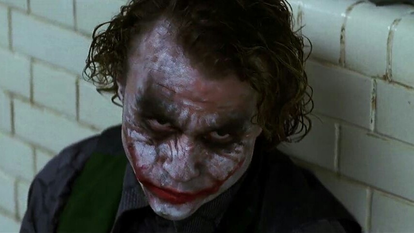the joker Why so serious meme template