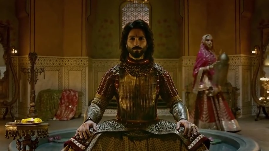 woh rajput Padmaavat meme shahid kapoor as Rawal Ratan Singh